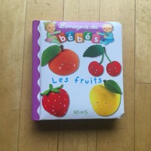 L'imagerie des bébés - Les fruits - Éditions Fleurus -