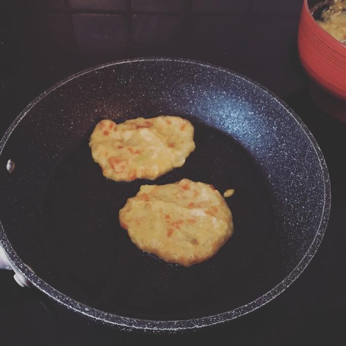 Pancake façon bébé