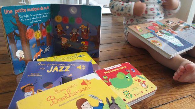 Mes livres musicaux