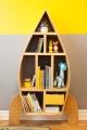 Bibliothèque fusée